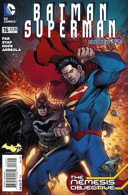 Batman / Superman (2013-2016) (Comic Book) #16