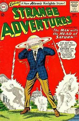 Strange Adventures (Comic Book) #156