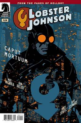 Lobster Johnson (Comic Book) #12