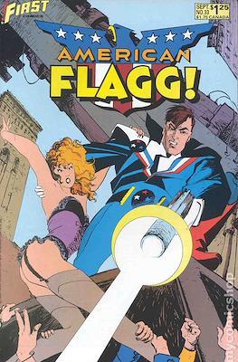 American Flagg! (Comic book) #33