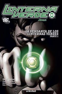 Linterna Verde. La venganza de los Linternas Verdes (Rústica) #1