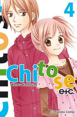 Chitose, etc (Rústica con sobrecubierta 200 pp) #4