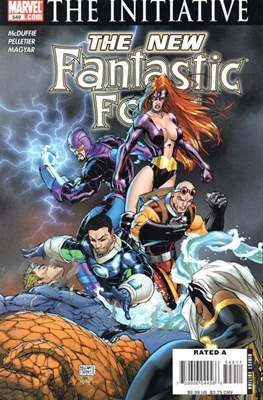 Fantastic Four Vol. 3 (1998-2012) #549