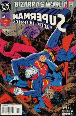 Action Comics Vol. 1 (1938-2011; 2016-) (Comic Book) #697