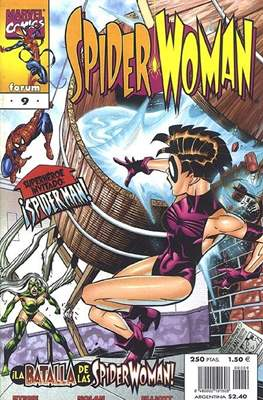 Spider-Woman Vol. 2 (2000-2001) #9