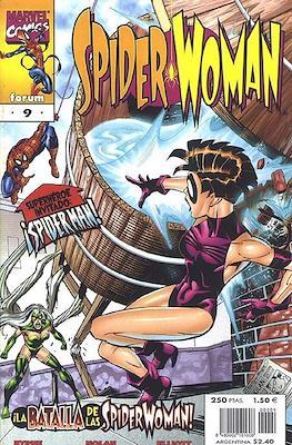 Spider-Woman (2000-2001) (Grapa. 17x26. 24 páginas. Color.) #9