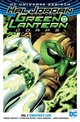 Hal Jordan and the Green Lantern Corps (Vol. 1 2016-...) #1