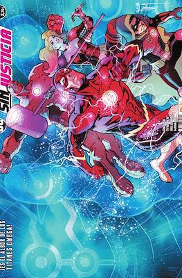Liga de la Justicia: Sin justicia (Grapa) #4