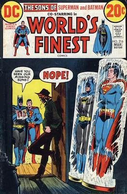 World's Finest Comics (1941-1986) (Comic Book) #216