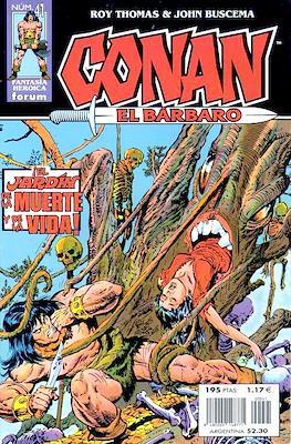 Conan el Bárbaro (1998-2001) (Grapa 24 pp) #41