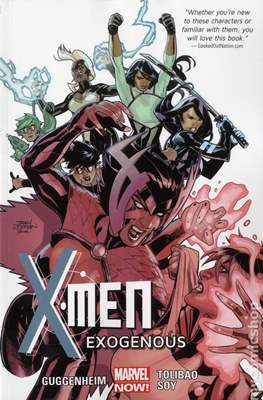 X-Men (2013-2015) (Softcover 96-136 pp) #4