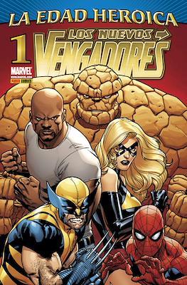 Los Nuevos Vengadores Vol. 2 (2011-2017) (Grapa, 32 páginas) #1
