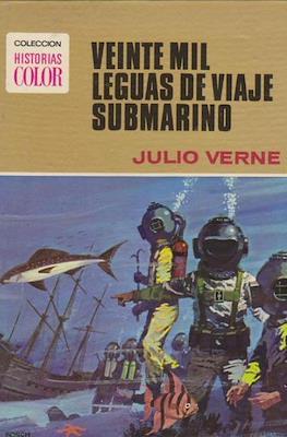 Historias color. Julio Verne