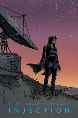Injection (Digital Collected) #3