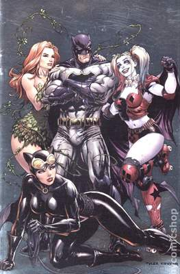 Batman: Rebirth (2016 Variant Cover) (Comic Book) #1.2