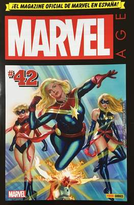 Marvel Age (2016-) (Grapa) #42