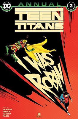 Teen Titans Vol. 6 Annual #4