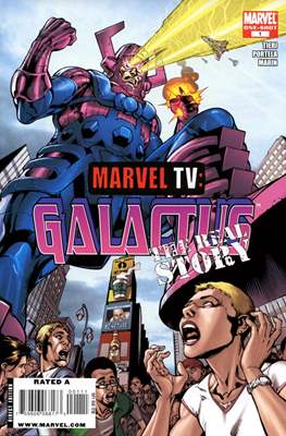 Marvel TV: Galactus - The Real Story