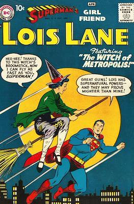 Superman's Girl Friend Lois Lane