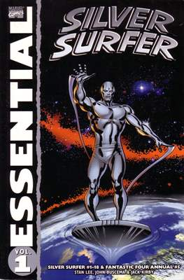 Essential Silver Surfer (Softcover) #1