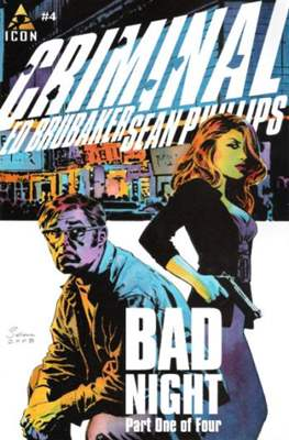 Criminal (2008) (Comic Book) #4
