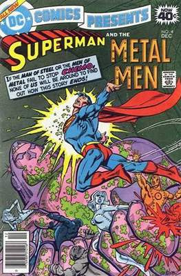 DC Comics Presents: Superman (Grapa) #4