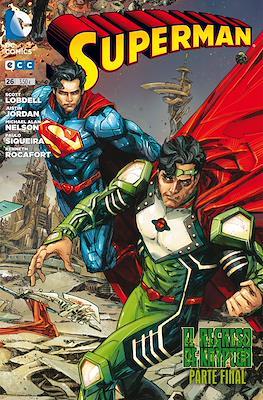 Superman. Nuevo Universo DC / Renacimiento (Grapa) #26