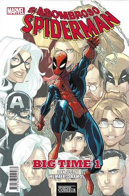 El Asombroso Spiderman (Rústica) #1