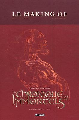 La chronique des Immortels . Au bord du gouffre - Le Making of