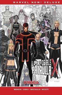 La Patrulla-X de Brian Michael Bendis. Marvel Now! Deluxe (Cartoné 288-408 pp) #7