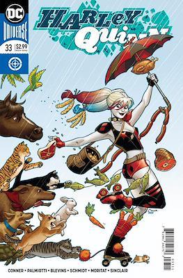 Harley Quinn Vol. 3 (2016-) (Comic book) #33