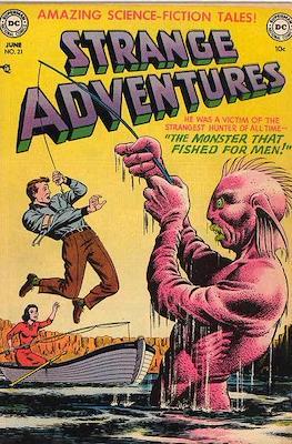 Strange Adventures (Comic Book) #21