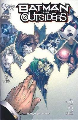 Batman y los Outsiders (2009-2010) (Grapa 72 pp) #5