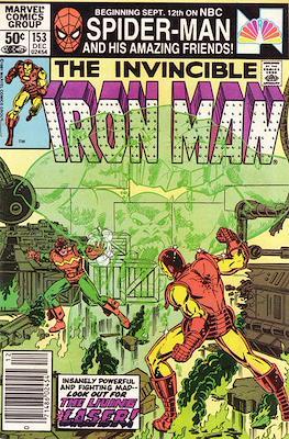 Iron Man Vol. 1 (1968-1996) (Comic book) #153
