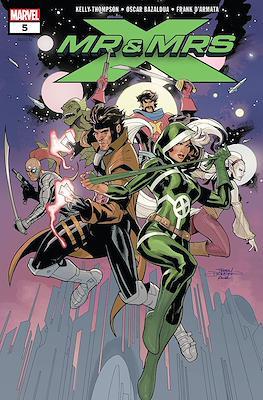 Mr. & Mrs. X (Comic Book) #5