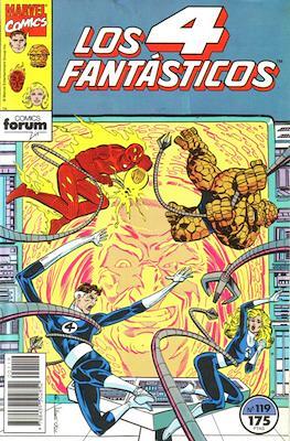 Los 4 Fantásticos Vol. 1 (1983-1994) (Grapa 36-32-24 pp) #119