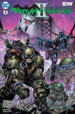 Batman / Teenage Mutant Ninja Turtles II (Comic Book) #4