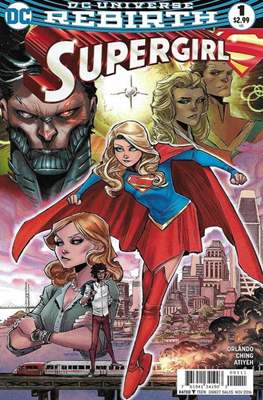 Supergirl Vol. 7 (2016-)