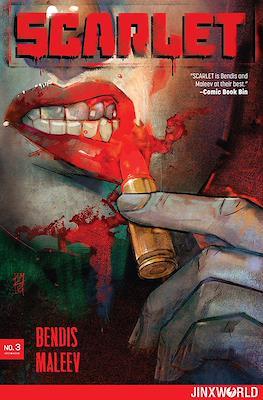 Scarlet (2018-) (Comic book 24 pp) #3