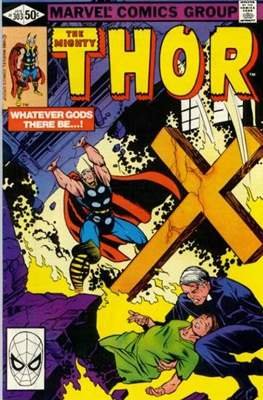 Journey into Mystery / Thor Vol 1 (Comic Book) #303
