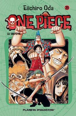 One Piece (Rústica con sobrecubierta) #39