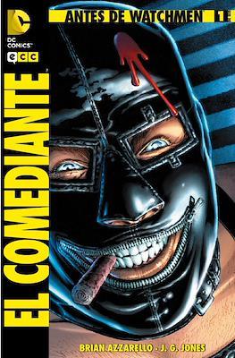 Antes de Watchmen: El Comediante (Grapa 36-32 pp) #1