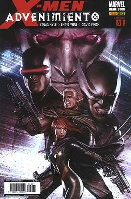 X-Men: Advenimiento (2011) #1
