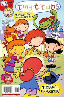 Tiny Titans (Comic-Book) #48