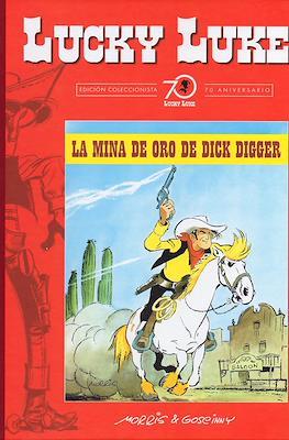 Lucky Luke. Edición coleccionista 70 aniversario (Cartoné con lomo de tela, 56 páginas) #41