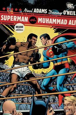 Superman vs. Muhammad Ali Deluxe Edition