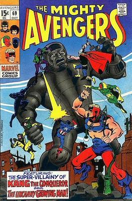 The Avengers Vol. 1 (1963-1996) (Comic Book) #69