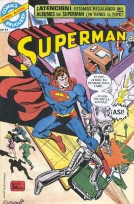 Super Acción / Superman #32