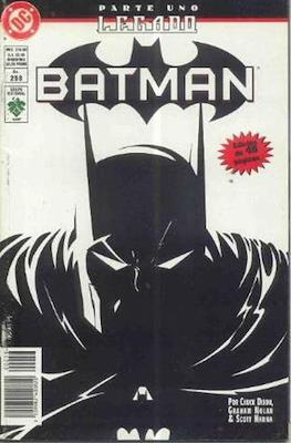 Batman (1987-2002) (Grapa) #258