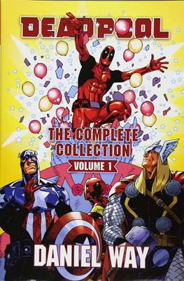 Deadpool by Daniel Way The Complete Collection (Hardcover 896-880 pp) #1